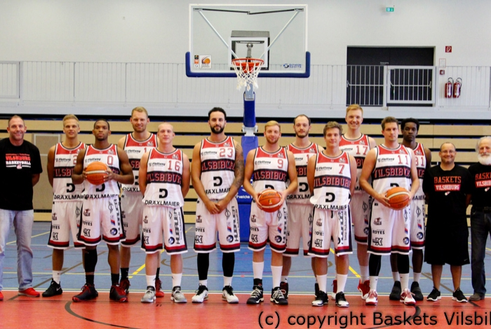 baskets vilsbiburg 2017 2018 team