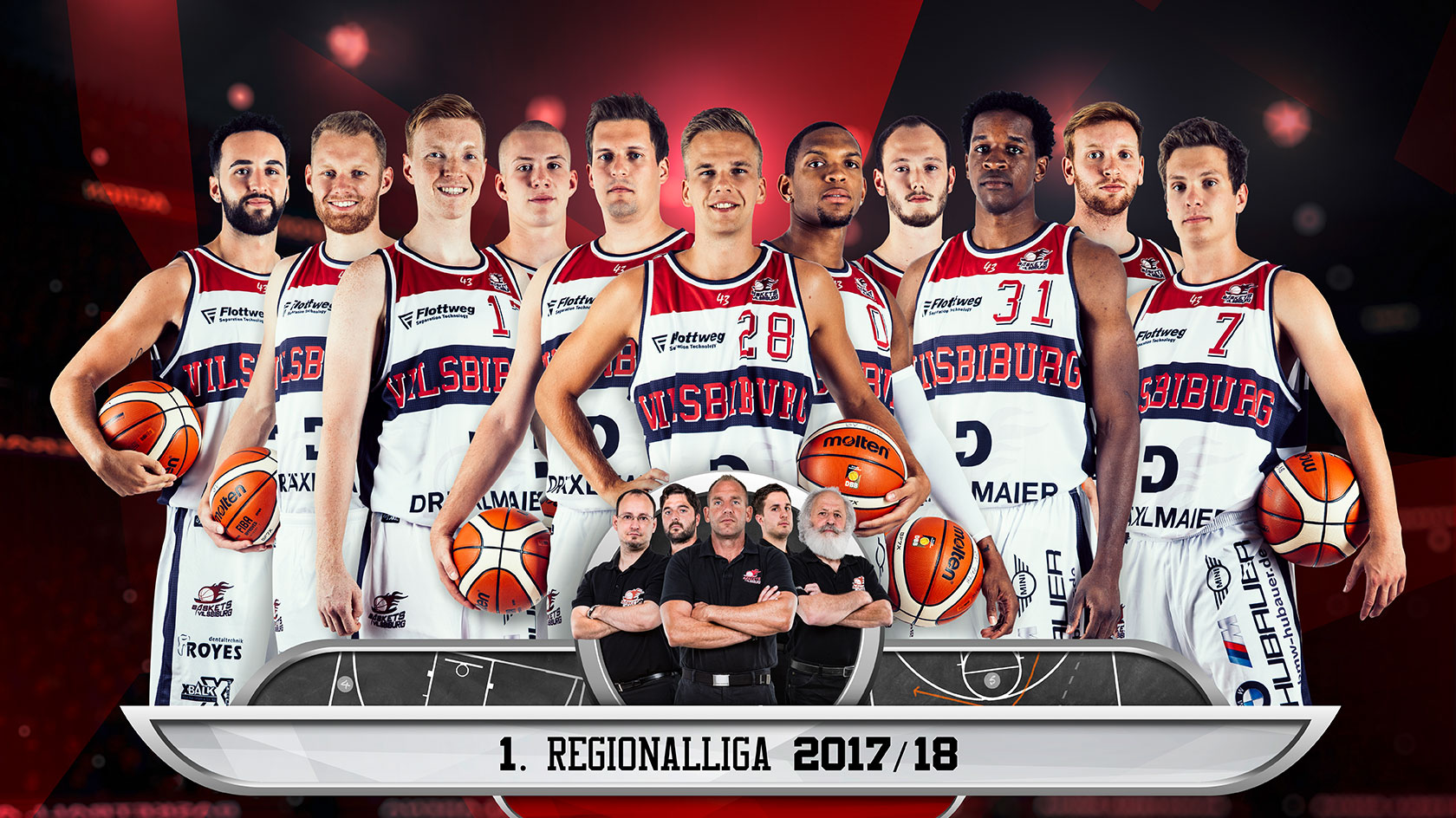 baskets vilsbiburg spieler regionalliga